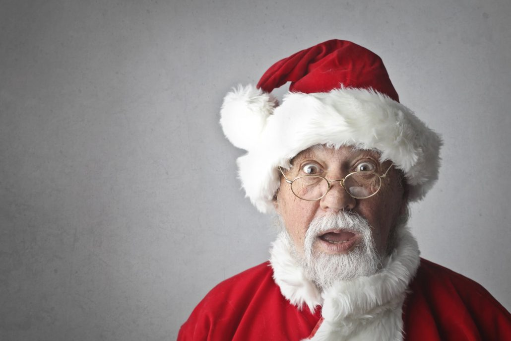Be careful in these 5 situations: if you want to avoid an injury this Christmas!