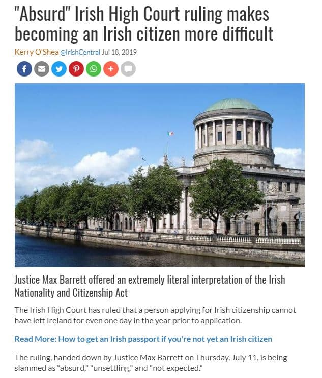 Irish Central